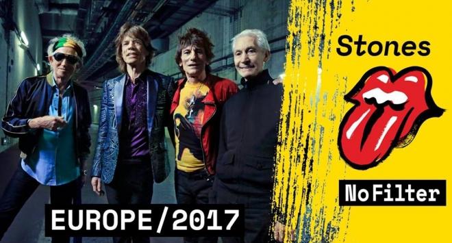 Rolling Stones bez filtera