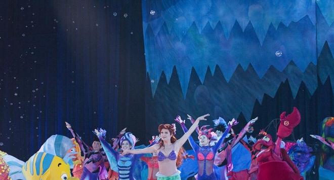 U prosincu u zagrebačkoj Areni gostuje potpuno novi »Disney na ledu – Čarobna kraljevstva«