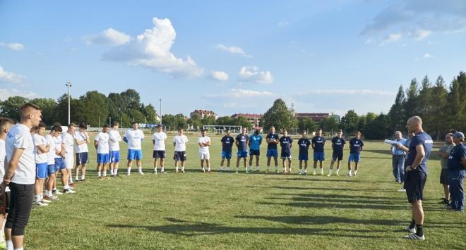 Počele pripreme nogometaša NK Bjelovara za sljedeću sezonu