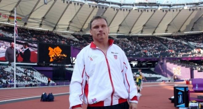 Albin Vidović osvojio peto mjesto te srušio osobni i nacionalni rekord