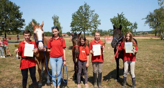 Šeste Bilogorske konjičke igre i drugi Bilo-fiš u Velikom Trojstvu