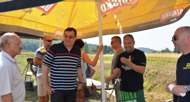 Na jahačkoj manifestaciji u Velikom Trojstvu i župan Bajs