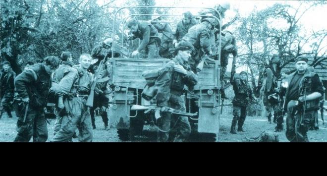 Komemoracija poginulim braniteljima u Kusonjama