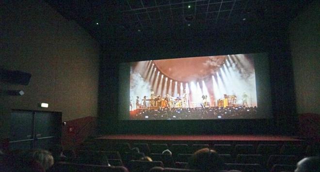 Stotinjak bjelovarskih gledatelja uživalo u spektaklu Davida Gilmoura
