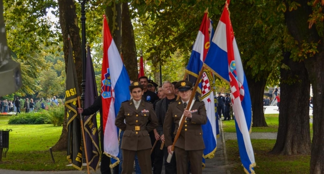 Mimohod pobjednika za Dan Grada Bjelovara i Dan bjelovarskih branitelja