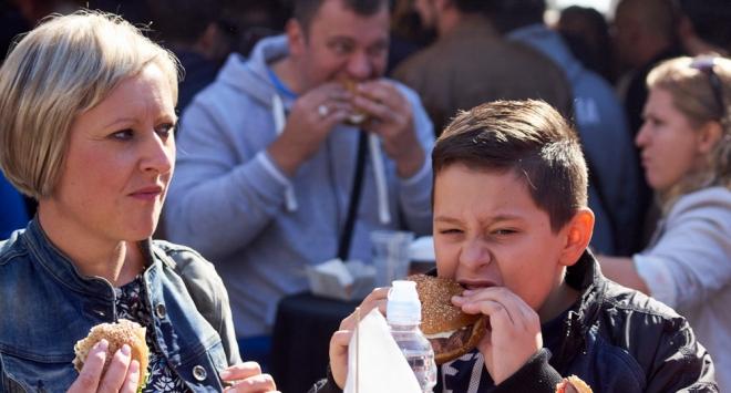 Bjelovarčani još uvijek vole majburger