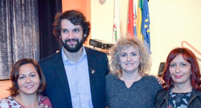 Boris Jokić održao predavanje u bjelovarskom Domu kulture