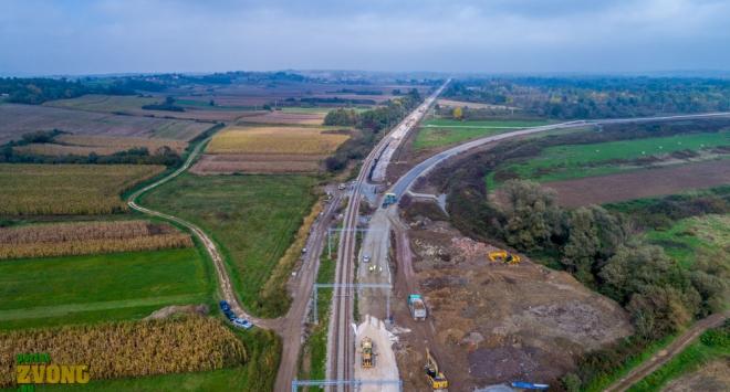 Hoće li nova željeznička pruga biti spojena na postojeću?