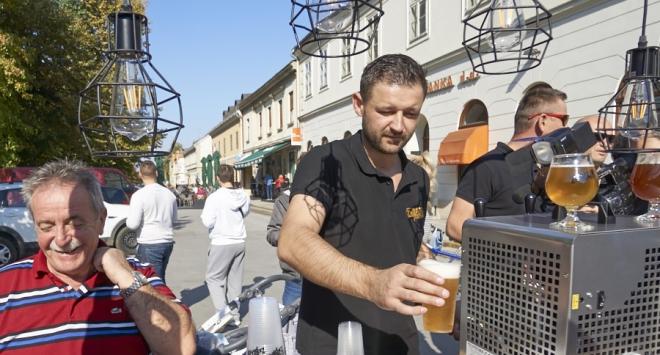 Bjelovar dobio i Bjelovarsko pivo – zasad točeno, uskoro i u boci