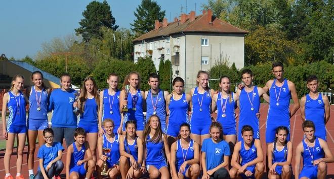 Juniorke Bjelovara prvakinje HALS-a
