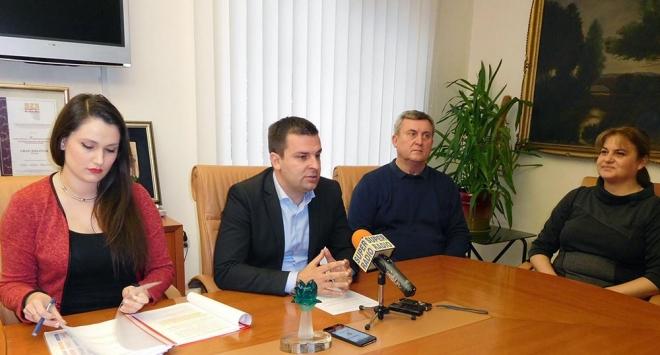 Gradonačelnik Hrebak predstavio potpisani ugovor s Ministarstvom