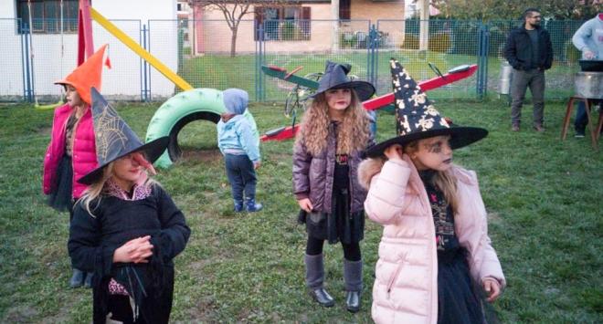 Halloween u Bubamari