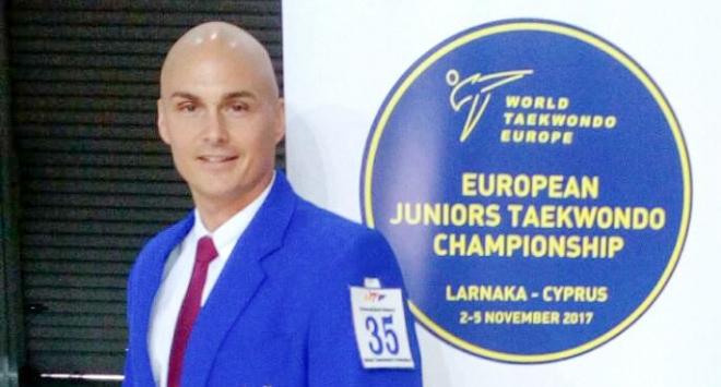 Bjelovarski sudac u vrhu europskog tekvandoa