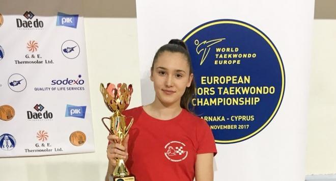 Foxica Petra Miškulin među srebrnim juniorima na Cipru