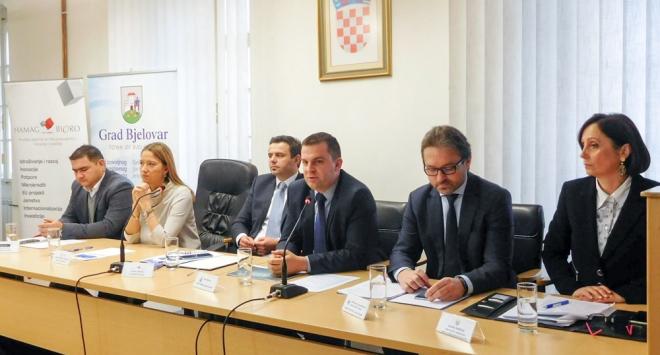 Panel diskusija o poduzetništvu u Bjelovaru