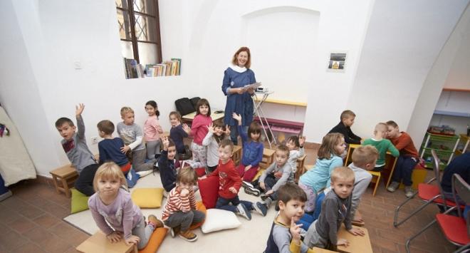 »Pu(t)na torba priča« Društva Naša Djeca Bjelovar