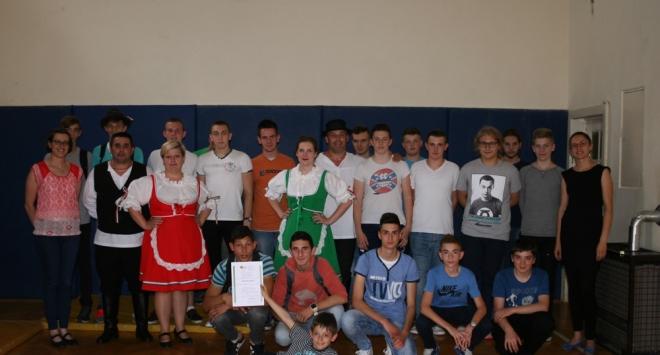 Tjedan mađarske kulture u Tehničkoj i Obrtničkoj školi Bjelovar