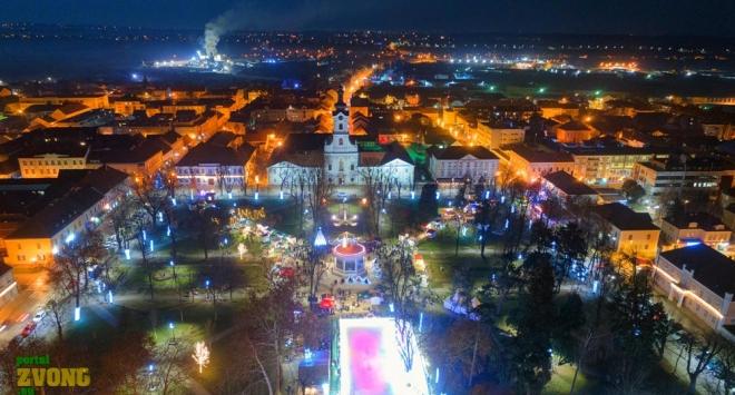 Koncertom Ivane Husar započela manifestacija »Advent u Bjelovaru«