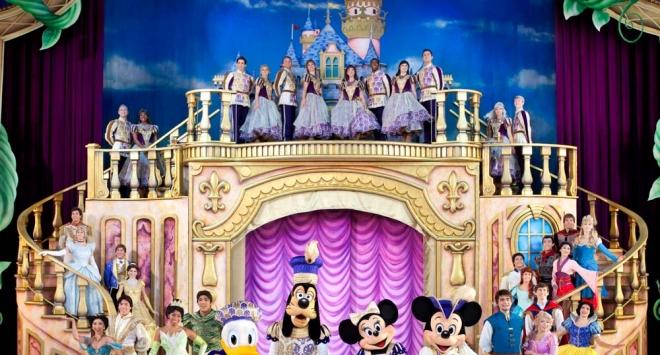 Disney na ledu predstavlja Čarobna kraljevstva
