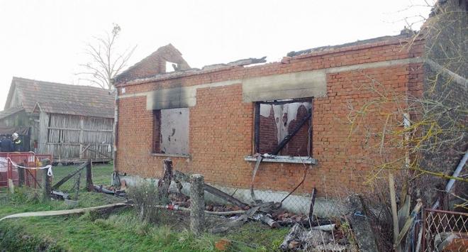 Policijsko priopćenje o požaru sa smrtnom posljedicom u Kapeli kod Bjelovara