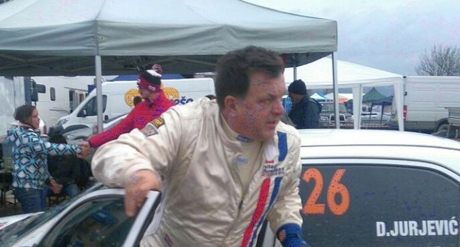 Jura odvozio svoju zadnju utrku i »objesio volan o klin«