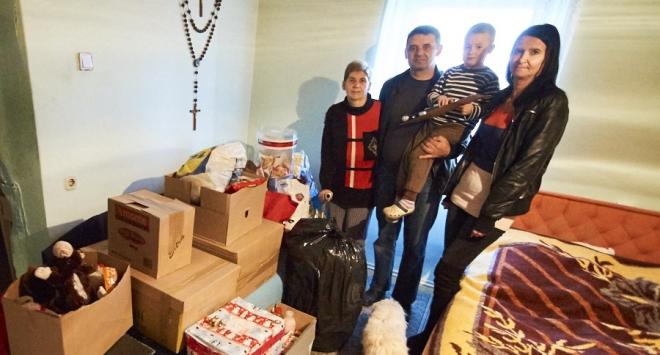 Iz cijele županije stigla pomoć malom Hrvoju i njegovoj majci