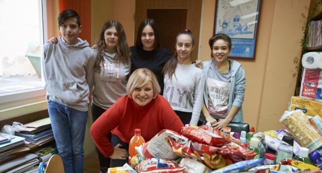 Humanitarni projekt Druge osnovne škole Bjelovar