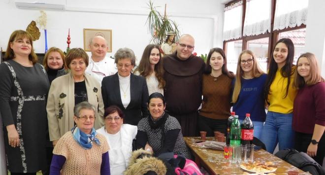 Zamjenica gradonačelnika u Pučkoj kuhinji i OSIT-u