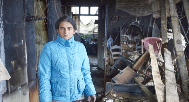 Majka i kći tijekom blagdana izgubile sve u požaru, trebaju bilo kakvu pomoć