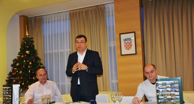 Župan Bajs na predstavljanju monografije o Bjelovarsko-bilogorskoj županiji