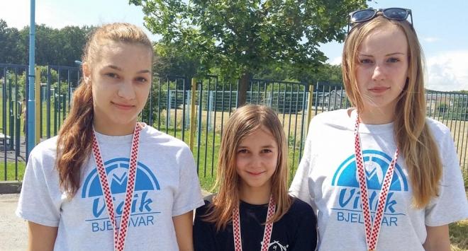 Ana Piragić kvalificirala se na europsko prvenstvo U21 u Rusiji