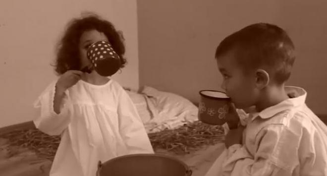 Djeca su napravila film o problemu siromaštva