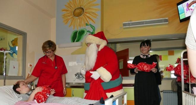 Crveni nosovi u Općoj bolnici Bjelovar