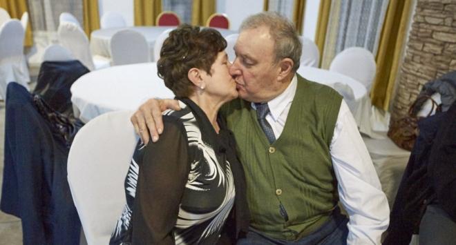 Zlatni pir bračnog para Galović