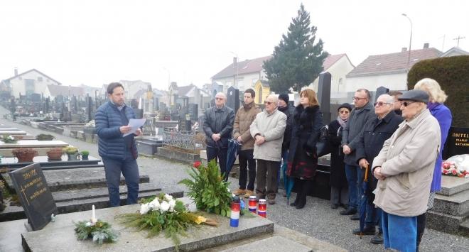 Sedamnaest godina od smrti počasnog građanina Bjelovara Leopolda Stipančića