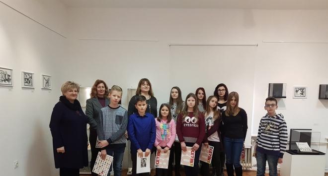 Bjelovarski mali vijećnici posjetili Čazmu