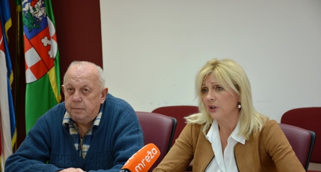 Zamjenica župana primila vodstvo Društva esperantista
