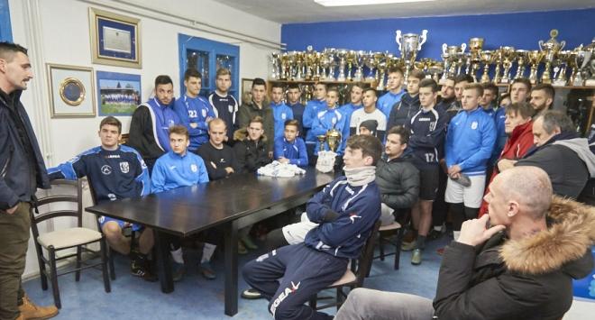 NK Bjelovar krenuo sa pripremama za proljetni nastavak sezone