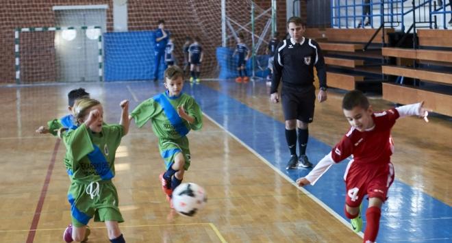 Prošlog vikenda nastavljen U-8 turnir »Petica«