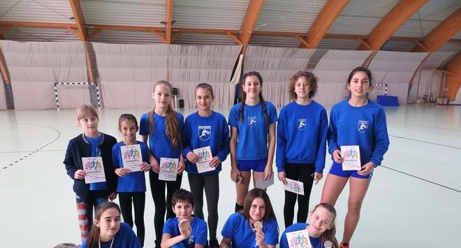 Mladi bjelovarski atletičari ostvarili dobar plasman u Prelogu