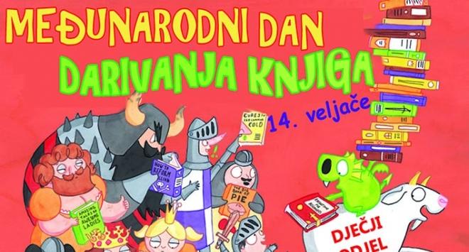 Međunarodni dan darivanja knjiga na dječjem odjelu bjelovarske Gradske knjižnice
