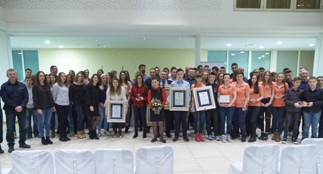 Najbolje sportašice i sportaši Bjelovara u 2017.