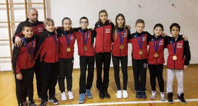 Osam tekvando medalja u Kininu za Omegu
