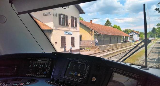 U nedjelju svečana promotivna vožnja vlaka Daruvar-Zagreb