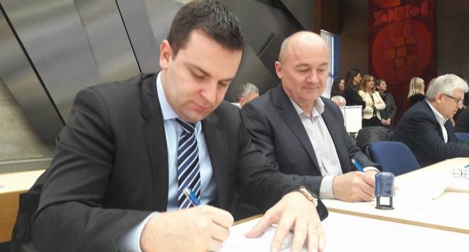 Gradonačelnik Hrebak u Zagrebu potpisao ugovore o obnovi ruralnih područja