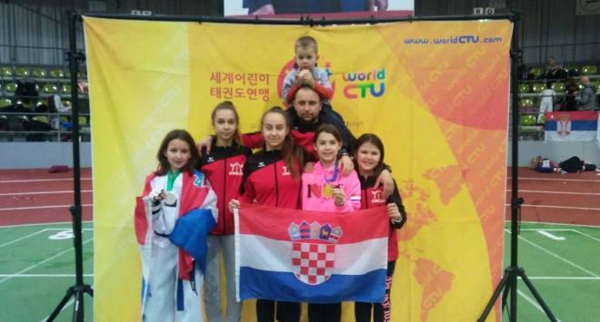 Tekvondaši Omege osvojili tri medalje u Njemačkoj