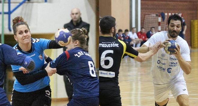 Pobjede bjelovarskih rukometnih klubova u 14. i 15. kolu