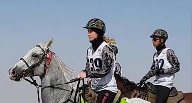 Sjajan nastup Laure Šapić na President Of UAE cupu u Abu Dhabiju