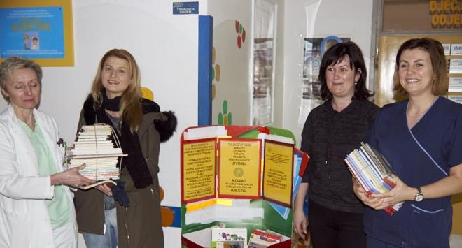 Međunarodni dan darivanja knjiga u Narodnoj knjižnici Petar Preradović