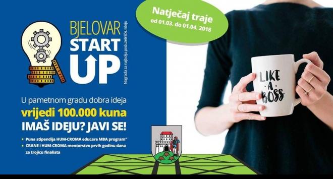 Gradonačelnik Hrebak najavit će gradski natječaj za najbolju start-up tvrtku